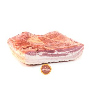 bacon ahumado natural costilla salom