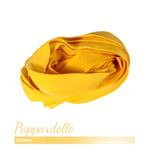 pappardelle salom